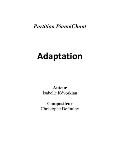 Adaptation (1:28)