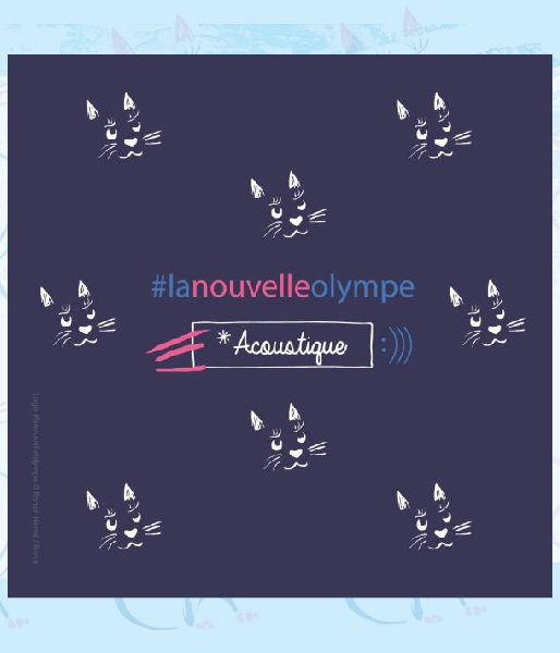 CD #lanouvelleolympe piano & voix -Édition #Collector