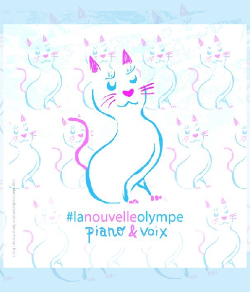 CD #lanouvelleolympe piano & voix