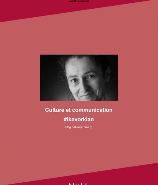 Blook culturel -tous domaines, tome 3