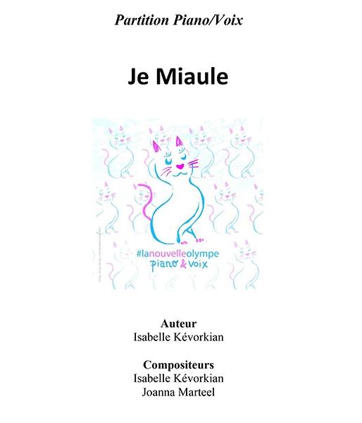 Je Miaule (1:43)