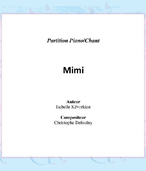 Mimi (4:10)