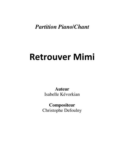 Retrouver Mimi (3:22)