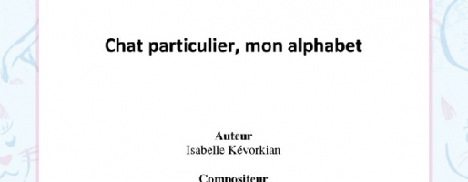 Chat Particulier, Mon Alphabet (2:07)